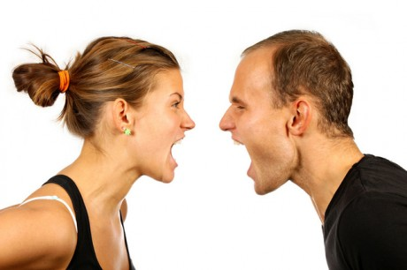 arguing-runners
